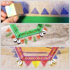 DIY disfraz de indio 2