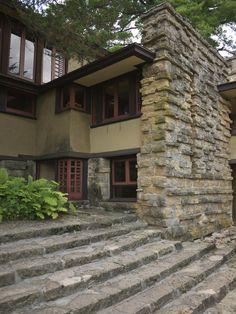 Frank Lloyd Wright – taliesin,wisconsin,fllw,frank lloyd wright Pinned by www.modlar.com