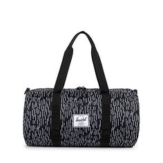 Herschel Supply Co. Sutton Mid-Volume Duffel Bag, Grey Orchard, One Size Herschel Supply Co, Black And White Bags, New Sneakers, Duffel Bag, Diaper Bag, Gym Bag, Camo, Backpacks, My Style