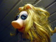 Mie, Miss Piggy Miss Piggy, Halloween Face Makeup, Retro, Toys, Vintage, Activity Toys, Clearance Toys, Vintage Comics, Gaming