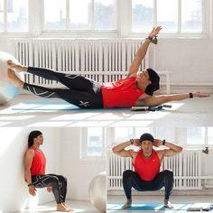 Work Your Whole Body With This Trainer's Plan