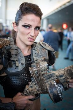 Bandit Cosplay - #SDCC San Diego Comic Con 2014