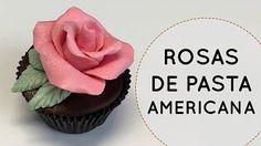 Cortador de Rosas fácil para pasta americana (tutorial) - YouTube
