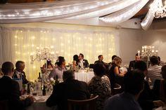 Wedding Reception at Twine Restaurant, Hunter Valley | PHOTO CREDIT: Something Blue Photography @somethingblueau