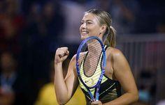 ☆KAB SPORT: 🎾Maria Sharapova de retour à Stuttgart