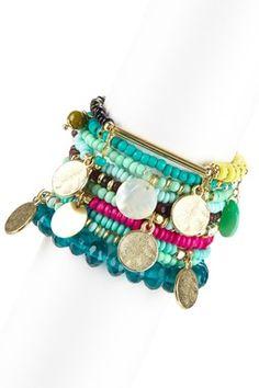 Magic Kingdom Bracelet Set