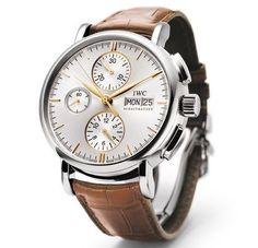 IWC Portofino : les nouveautés de cette famille de montres sobres ...