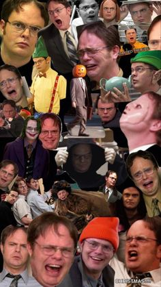 Office Wallpaper, Funny Iphone Wallpaper, Funny Wallpapers, Phone Wallpapers, Best Of The Office, The Office Show, Clockwork Princess, Dwight Schrute, The Office Characters