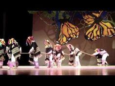 """▶ DANZA DE LOS VIEJITOS.. BALLET FOLKLORICO """"CHIAPAS"""" - YouTube"""