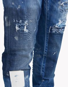 Cool Guy Jeans - 5 Bolsillos Hombre en la tienda online oficial de Dsquared2