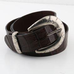 Ashley Belt S/M/L) - Miglio Designer Jewellery Tan Belt, Brown Belt, Brown Leather, Designer Jewellery, Jewelry Design, Gold Belts, Skinny Belt, Turquoise Stone, Studs