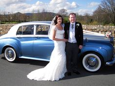 Rolls Royce Silver Cloud III wedding car the bride groom will love on the wedding day. Timeless, vintage, classic car with style & class. Wedding Blog, Car Wedding, Wedding Dresses, Dublin, Rolls Royce Silver Cloud, Wedding Couples, Bride Groom, Classic Cars, Ireland