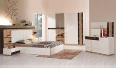 Schlafzimmer  LC Schlafzimmer-Set (4-tlg.) Jetzt bestellen unter: https://moebel ...