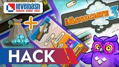 We have new iAssociate Cheats for you! iAssociate 3 is the latest installment in the highly-rated series of word association games. Free Gems, More Words, Mobile Game, Cheating, Helpful Hints, Hacks, Posts, Make It Yourself, Videos