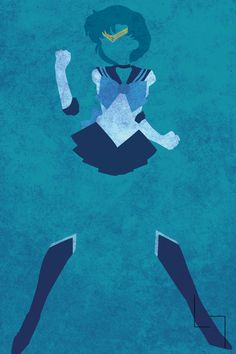 Sailor Mercury, Sailor Moon
