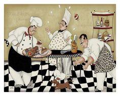 Kitchen Kapers II Prints - AllPosters.co.uk