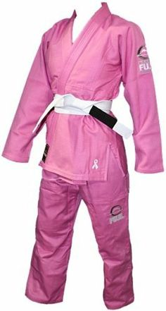 FUJI Pink All-Round Gi W3 by Fuji. $98.00. We love Fuji's new PINK gi. Everyone is excited about this affordable gi. Same great fit and quality as all of FUJI's gis. After numerous requests for a uniform specifically designed for women, Fuji Sports, with the assistance of Judo legend and rising MMA Superstar Ronda Rousey, is proud to announce the launch of the Fuji All-Around Pink BJJ Uniform. The Fuji All-Around Pink BJJ Gi was designed by women for women, and featu...