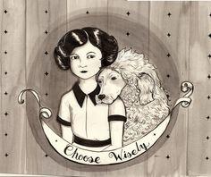 'Choose wisely' by Nicole J Georges