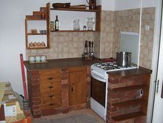 csempézett konyhapult - Google keresés