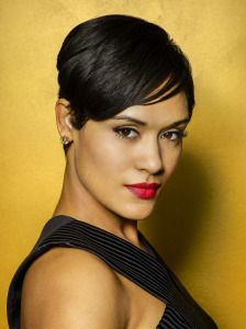 Empire (FOX-January 7, 2015), actress Grace Gealey, plays the character role of Anika Calhoun, head of A&R for Empire Entertainment, and Lucious current new girlfriend/fiance.