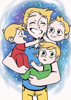 Love Like Crazy — All I want from this reboot is more domestic. Disney And Dreamworks, Disney Pixar, Walt Disney, Disney Mickey, Cartoon Art, Love Like Crazy, Disney Ducktales, Three Caballeros, Cartoons