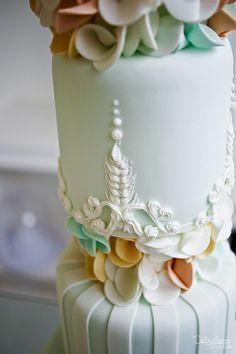 Wedding Display 08_ Frozen Party, Wedding Bells, Display, Cake, Floor Space, Billboard, Kuchen, Torte, Cookies