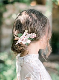 The Perfect Recipe for a Local Wedding with That Unbeatable European Feel Pink Wedding Theme, Vintage Wedding Theme, Whimsical Wedding, Wedding White, Wedding Flowers, Wedding Ideas, Bridal Hair Updo, Wedding Hair And Makeup, Bridal Hairstyles
