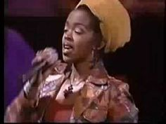 Lauryn Hill-ExFactor (Live) Japan