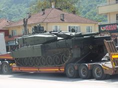 Leopard 2NG -Turkish Armed Forces
