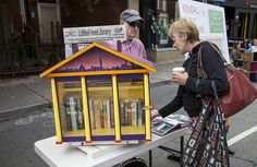 Free Books,Cabbagetown, Festival of Arts