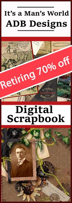 Don't miss out on your chance to get this great digital scrapbooking collection. It has plenty of manly colors but it is not limited to just men's images….there are a variety of elements to allow for all kinds of scrapping. https://adb-designs.com/shop/index.php?main_page=index&cPath=48&sort=20a&filter_id=1&alpha_filter_id=73