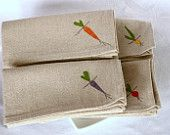 napkins cloth on Etsy, a global handmade and vintage marketplace. root vegetables