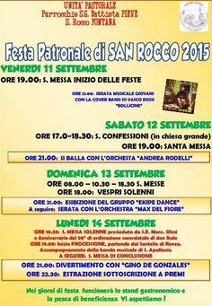 Festa Patronale di San Rocco a Lumezzane http://www.panesalamina.com/2015/41026-festa-patronale-di-san-rocco-a-lumezzane.html