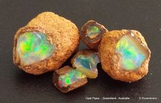 "Opal ""Pipes""...Queensland , Australia"