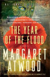 I recently finished this along with Oryx and Crake. I can't get over how compelling both books were. I hear Atwood has a third book in the series coming out in 2013. I wish I didn't have to wait so long!