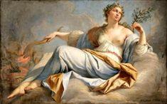 Jacques Dumont: La Paix Peace is burning the symbols of war Oil Canvas, Greek Mythology Art, Roman Mythology, Roman Gods, Louvre, Art For Art Sake, Classical Art, Greek Gods, Gods And Goddesses