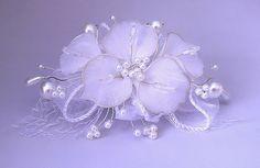svatební ozdoba do vlasů - kaly   Zboží prodejce PresentsRadka 85382a5006