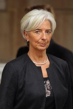 Christine Lagarde Photo - David Cameron Meets Nicolas Sarkozy During The Franco-British Summit