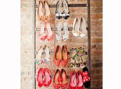 Echelle Penderie Chaussures