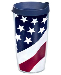Tervis Tumbler Drinkware, American Flag Tumbler 16 oz.