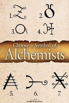 Find Out Your Current Life's Challenge: Choose a Symbol of Alchemists Gratitude Symbol, Gratitude Jar, Alchemy Symbols, Motivational Quotes, Inspirational Quotes, Life Symbol, Life Challenges, Alchemist, Life Tattoos