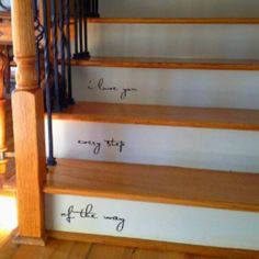 so cute. Definitely doing this in my house!(: