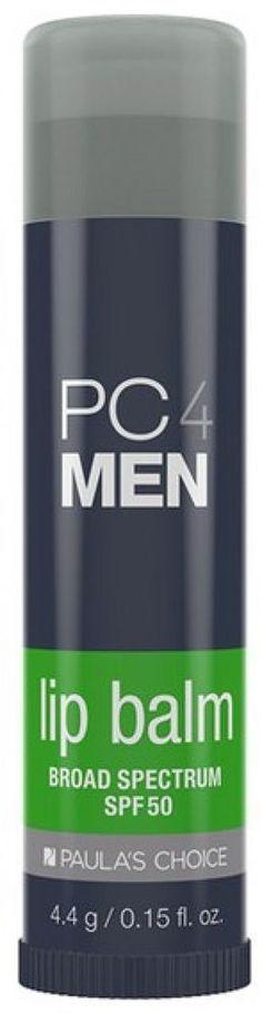 Paula's Choice PC4MEN Lip Balm SPF 50 (4.5g) http://www.ebay.co.uk/itm/Paulas-Choice-PC4MEN-Lip-Balm-SPF-50-4-5g-/291850395046?hash=item43f3a39da6:g:vMUAAOSw-itXtuZQ  Enjoy this Budget Gift. Visit Adikted Superstore and get this bargain Now!