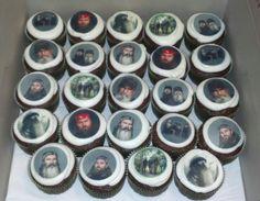 Duck Dynasty Cupcakes ;)