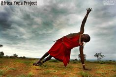 Yoga In Africa (Gorgeous & Inspiring Photos That Will Melt Your Heart)