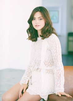 Jenna Coleman for the Telegraph (2012)