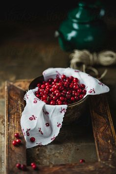 Ccranberries by Tatjana Ristanic | Stocksy United