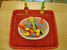 clothespins The Brilliant Child