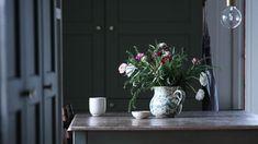 Våga ta in mer färg i Anna Kubels hem