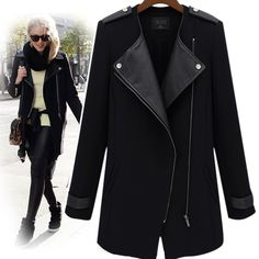 Cheap Basic Jackets, Buy Directly from China Suppliers:European style new 2015 women autumn winter fashion Cashmere cardigan coat medium-long female trench outerwear Plus size
